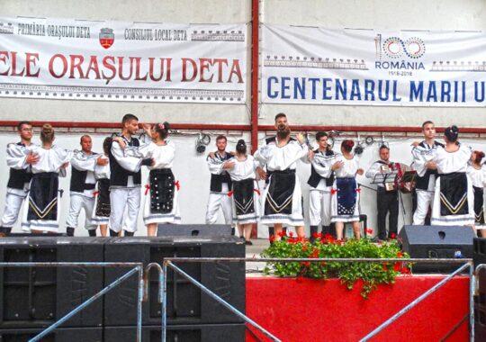 Activitate bogată în vederea promovării culturii românilor