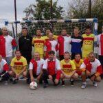 Turneul de fotbal de la Sărcia