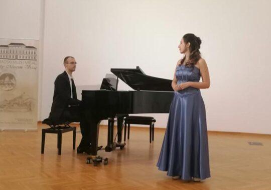 Ariile de operă au răsunat în Muzeul Orașului Vârșeț