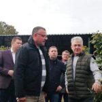 Ministrul Nedimović la Kupinik