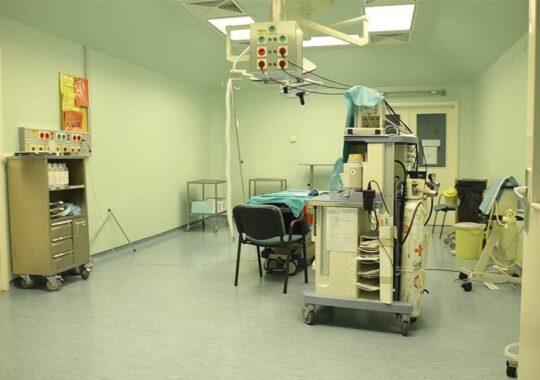 Numărul pacienților din spitalul orașului crește de la o zi la alta