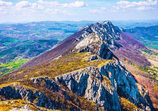 Întreaga Serbie se transformă într-o vale gigantică